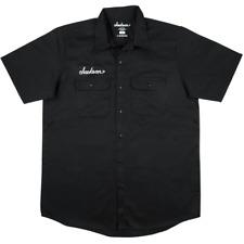 Jackson Logo Workshirt Black Large 299-9578-606