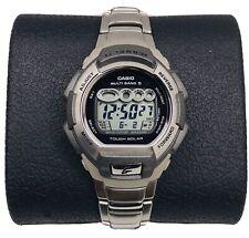 Casio Mens G-Shock 3050 GW-810D Tough Solar Multi Band 5 Chronograph Watch