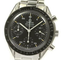 OMEGA Speedmaster 3510.50 Chronograph black Dial Automatic Men's Watch_542605