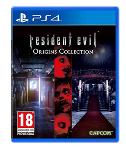 Playstation 4-RESIDENT EVIL ORIGINS COLL GAME NEW