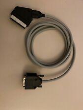 Cable Péritel (scart) RGB-DB15 pour Apple IIGS