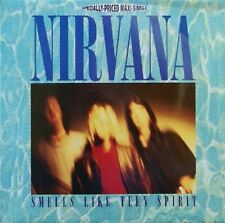 "Nirvana Smells Like Teen Spirit, Even In His Youth , Aneurysm German 12"" 1991"