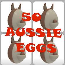 Roblox Adopt me 50 Aussie Eggs