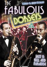 DVD:THE FABULOUS DORSEYS - NEW Region 2 UK
