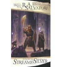 Legend of Drizzt #5/Icewind Dale #2: Streams of Silver by R. A. Salvatore MM PB