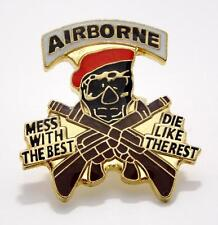 Wholesale Lot of 12 Airborne Mess With The Best Die Like The Rest US Army PPM009