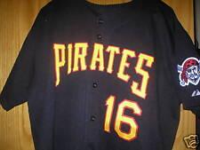 2003 Aramis Ramirez Pirates game used worn jersey