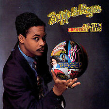 ZAPP and ROGER - All The Greatest Hits - CD /more Bounce Troutman