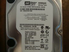 """WD WD5000AAKS-00A7B0 (See list for DCM#'s & Exact Details) 3.5"""" 500gb Sata HDD"""