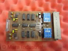 Argus 00764AU Circuit Board Anzug Abfall