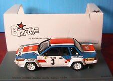 NISSAN 240 RS #3 MONTE CARLO 1984 SALONEN BIZARRE SPARK