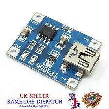 5V 1A USB TP4056 Lithium Battery Charging Board 18650 Mini Module Li-ion LiPO