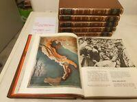 Storia controversa della seconda guerra mondiale 7 volumi 1970