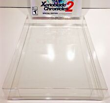 1 Clear Box Protector XENOBLADE CHRONICLES 2 Special Edition Nintendo Switch
