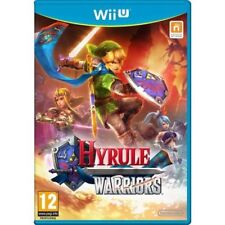 Hyrule Warriors Wii U Game - MINT - 1st Class FAST Delivery