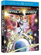 Space Dandy . The Complete Season 1 . Anime . 2 DVD + 2 Blu-ray . NEU . OVP