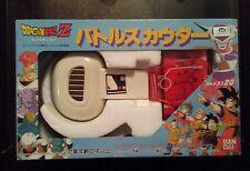 Bandai Dragon Ball Z Original Release Saiyan Scouter VERY RARE 1990 TOEI STICKER