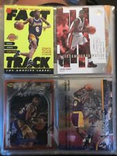 Tarjetas de baloncesto de la NBA Eddie Jones inserciones raras