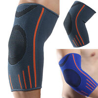 Adjustable Elbow Support Unisex Brace Sleeves Guard Arm Pad MMA Bandage Wrap Gym