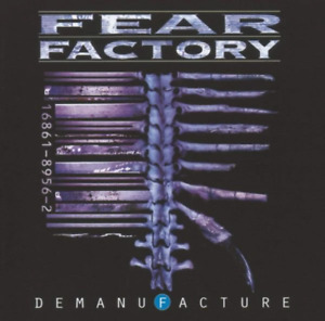 Fear Factory - Demanufacture - CD - New