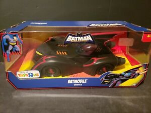 2008 MATTEL BATMOBILE TOYS R US EXCLUSIVE CARTOON NETWORK BATMAN BRAVE & BOLD