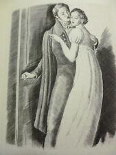 ADOLPHE Benjamin Constant anecdote trouvée dans les papiers gravures au burin