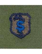 AF-S219 Basic Bio-Medical Science USAF Sew-On Subdued