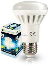 4 x R63 LED 7W E27 Replacment for Reflector R63 Light Bulb warm white 560 Lumens