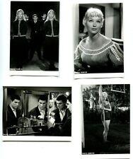 4 PHOTOGRAPHIES FILM TOI LE VENIN R. HOSSEIN M. VLADY par Roger FORSTER 1959- 3