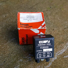 FORD ESCORT 1983-85 MK3 1.6i ORION 1983-86  FDB500 LUCAS INJECTION RELAY