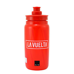 ELITE Fly Vuelta Water Bottle Iconic Red , 550ml