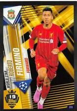 Match Attax 101 2019/20 ROBERTO FIRMINO World Star WS19 Liverpool Topps 2020