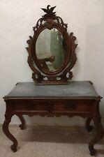 consolle toiletta antica Luigi filippo