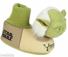 Star Wars Yoda Slippers - Children - Size L (9-10)