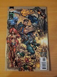 Battle Chasers #7B ~ NEAR MINT NM ~ (2001, DC Comics)