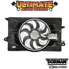 (Single Fan) Radiator Cooling Fan (2.4L) for 14-18 Jeep Cherokee (w/Controller)