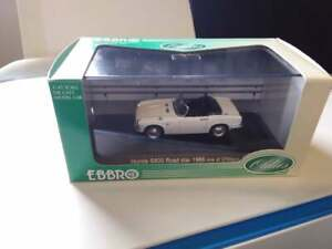 EBBRO OLDIES - HONDA WHITE ROADSTAR 1966  #397  HTF NEAR MINT *COMBINED POST*