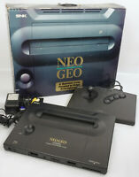NEO GEO AES Console System Boxed SNK Ref 225876 Tested JAPAN
