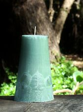 220hr CHRISTMAS EVE Australian Florals Triple Scented Natural CONE CANDLE GIFTS