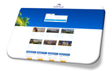 Travel Agency Website Business|GUARANTEED|Free Domain|Hosting