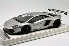 1/18 Davis Giovanni Liberty Walk LB LP700 Matt Liquid Silver Free Shipping/ MR