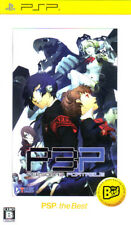 [FROM JAPAN][PSP] Persona 3 Portable PSP the Best / Atlus [Japanese]