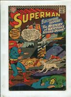 Superman #189 ~ The Mystery Of Krypton's Second Doom! ~ (3.5)WH