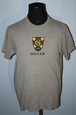 Player Issued Minnesota Gustavs Adolphus Golden Gusties Soccer Tee Shirt L
