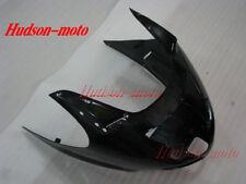 Front Upper Cowl Nose Fairing For Honda CBR1100XX Blackbird 1997-2007 Black