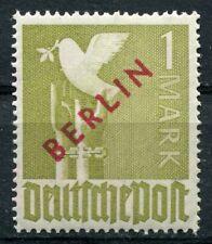 DUITSE RIJK  -- BERLIN -- MICHELNR; 33 ROOD -- POSTFRIS -- MNH -- LEZEN