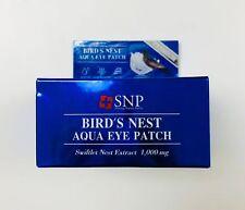 [Ship from USA] SNP Bird's Nest Aqua Eye Patch 60ea