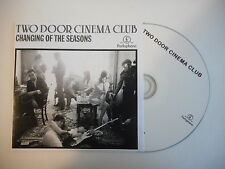 TWO DOOR CINEMA CLUB : CHANGING OF THE SEASONS [ CD ACETATE PORT GRATUIT ]