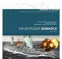 Battleship Bismarck, Paperback by Brower, Jack, Brand New, Free shipping in t...