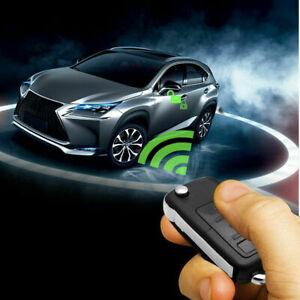 Universel Central de télécommande Alarme système sans clé voiture verrouillage